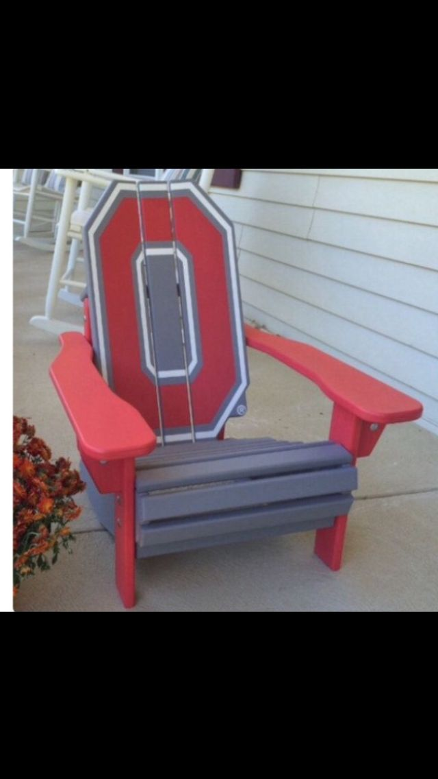 Need a set of these around the fire pit   Ohio State   Pinterest   Ohio, Ohio  state buckeyes and Buckeyes - Need A Set Of These Around The Fire Pit Ohio State Pinterest