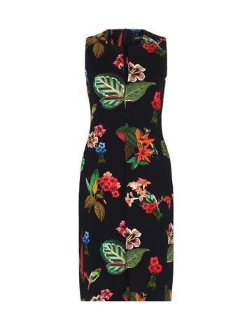 FLORAL // Evelyn Shift in store and online