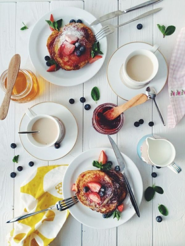 Fall brunch never looked so good.