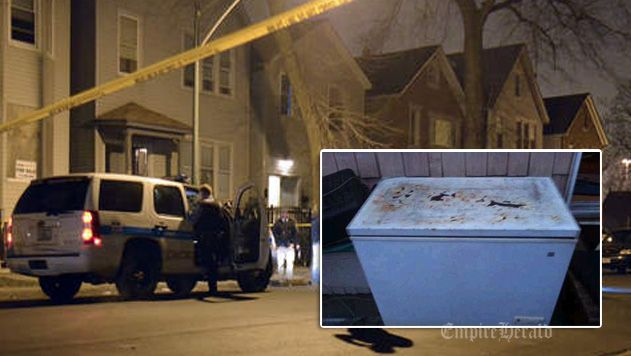 "Police Find 19 White Female Bodies In Freezers With ""Black Lives Matter"" Carved Into Skin ->>"