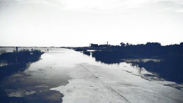Ciudad bajo el agua