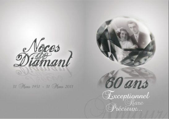 60 Ans De Mariage Noce