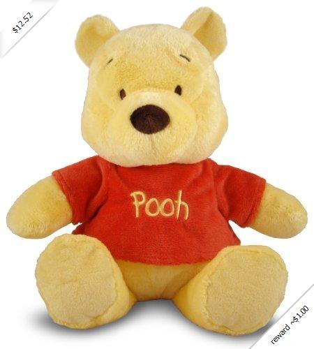 Disney Baby: Winnie The Pooh Plush by Kids Preferred