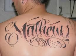 Name Tattoos-Name Tattoo Designs-Name Tattoo Meanings And Ideas