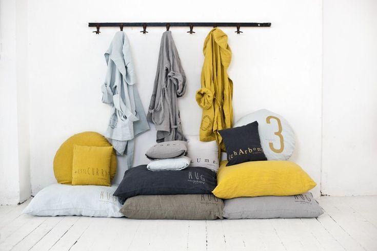 Galerie sur Bed&Philosophy, linge de maison
