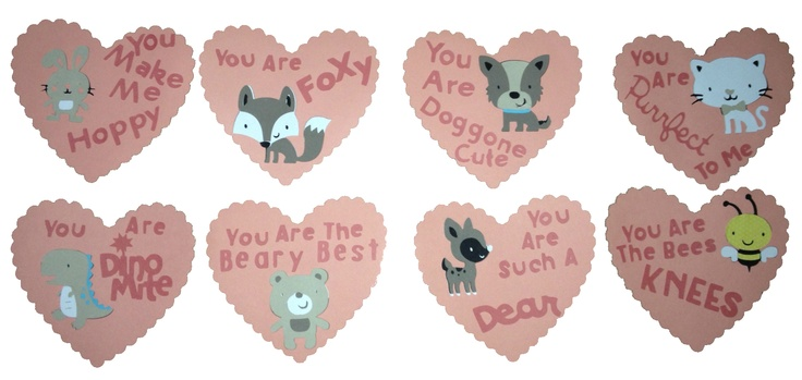 Cute animal puns for valentines day - photo#2