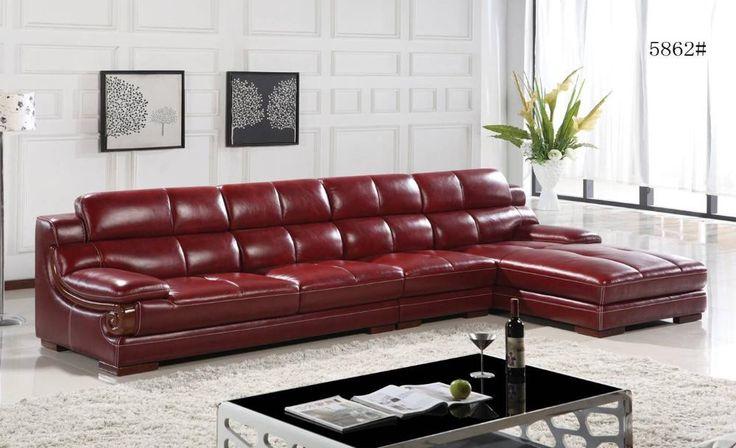 Die besten 25+ L förmiges ledersofa Ideen auf Pinterest Blaue l - wohnzimmer ideen braune couch