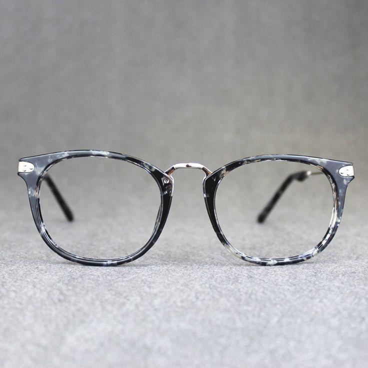 NEW  glasses computer glasses female frame Send glasses case women brand design Fashion full frame
