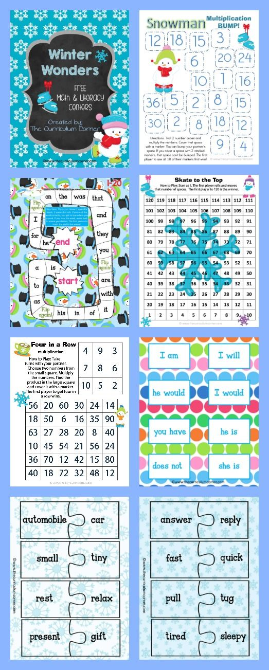 113 best Math Games | FREE images on Pinterest