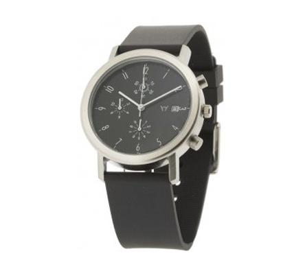 Reloj Watchcelona Basic crono Negro. http//www.tutunca.es/