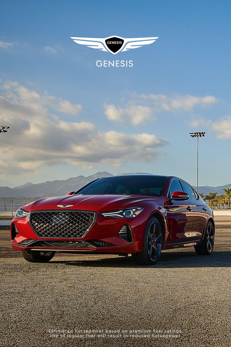 The 2020 Genesis G70 in 2020 Twin turbo, Dream cars