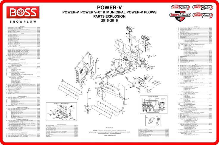 12  Boss Plow Wiring Diagram Truck Side