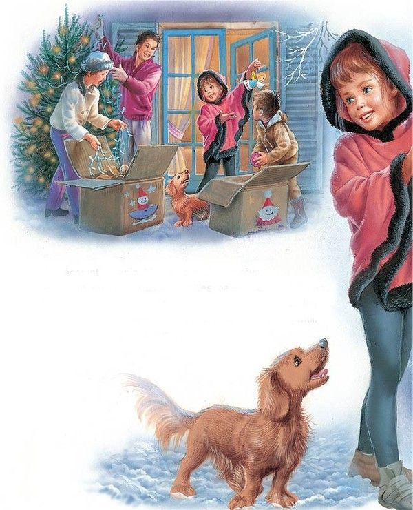 Martine,la nuit de Noël