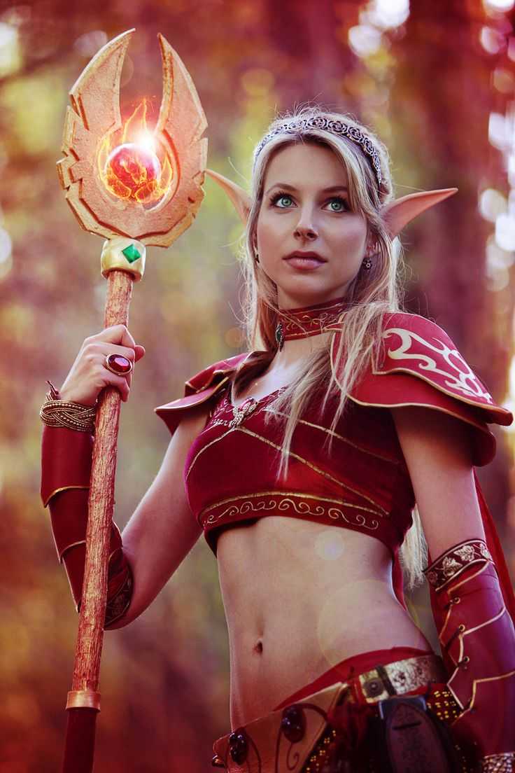 from Azariah blood elf femal naked