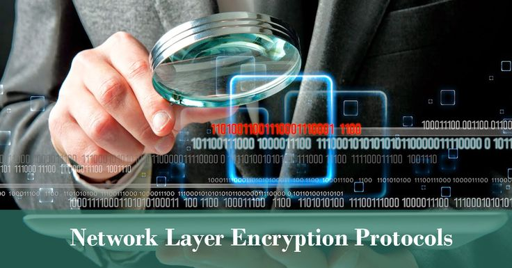 Which of the following protocols are network layer encryption protocols?  a) SSL b) EFS c) IPSec d) Kerberos  #networksecurity