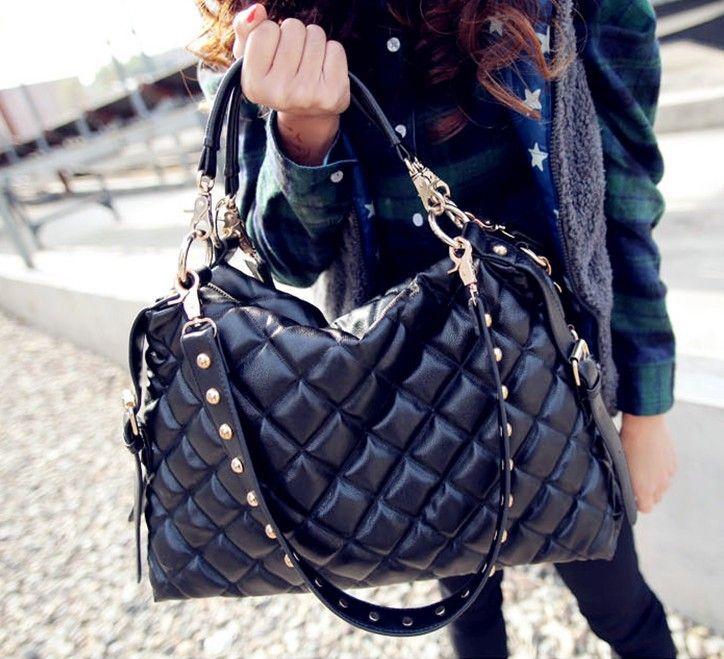 women messenger bags women Handbag genuine women leather handbags  women Black 2013 purses and handbags