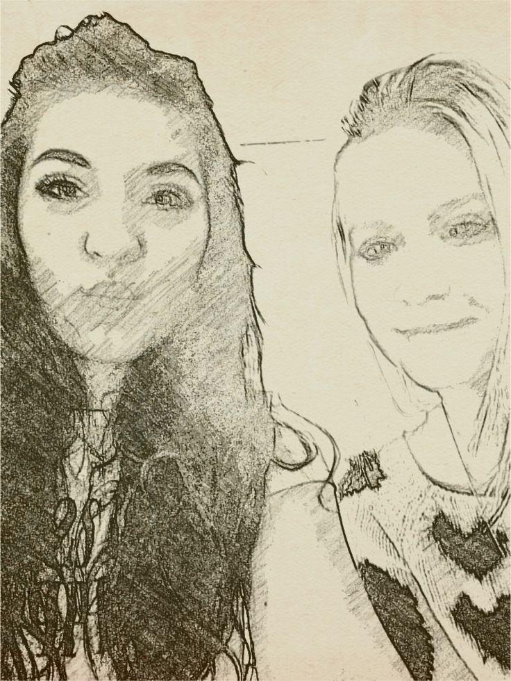 Me with Nessa :)