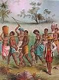 39 -  Durante el siglo XIX continúa la producción y elaboración simultánea del azúcar procedente de caña y de remolacha. Con la abolición de la esclavitud, y por tanto de la mano de obra barata que trabajaba la remolacha, la producción entra en un periodo de crisis.