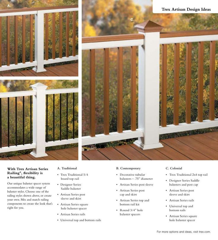 Trex Co. Decking, Railing and Fencing_2008_11
