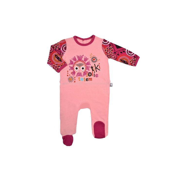 Pyjama bébé fille Little Shaman PETIT BEGUIN : prix, avis & notation, livraison.  Tailles disponibles : 3 mois, 6 mois, 9 mois, 12 mois, 18 mois, 24 mois et 36 mois Descriptif technique Composition pyjama bébé fille : 95 % coton, 5% élasthanne Densité: 160g/m² Picots antidérapants à partir de la taille 12 mois (incluse) Entretien Lavable en machine à 30° - essorage normal (laver sur l'envers) Température maximale de repassage : 150° (repasser sur l'envers - repassage vapeur déconseillé)…