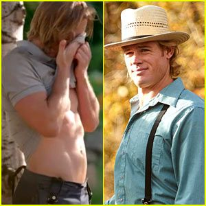 "Trevor Donovan as ""Noah"" in UPtv's ""Love Finds You in Charm"""