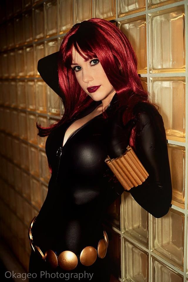 Black Widow - Crystal Graziano - Sexy CosplayersWidow Cosplayidea, Cosplay Lsl, Black Widow Cosplay, Marvel Cosplay, Avengers Black Widow, Body Art, Sexy Costumes, Crystals Graziano, Art Black