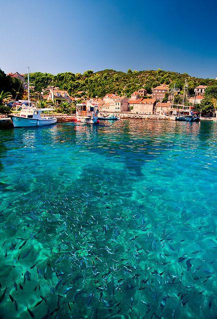 places to go - Croatia - Elafiti Islands: Dalmatia Paradise