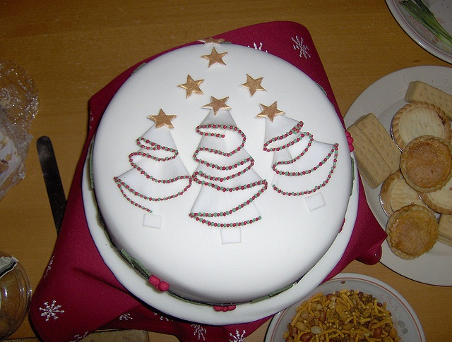 Christmas Cake 2005 | Flickr - Photo Sharing!