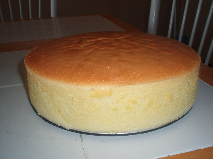 Sally's Kitchen - The Busiest Mom with 3 Boys !!!: COTTON SOFT JAPANESE CHEESECAKE