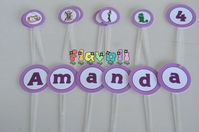 Palitos decorativos - Enrolados  :: flavoli.net - Papelaria Personalizada :: Contato: (21) 98-836-0113  vendas@flavoli.net