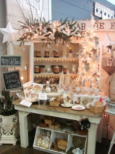 Table Display Ideas jewelry table display Find This Pin And More On Craft Booth Display Ideas