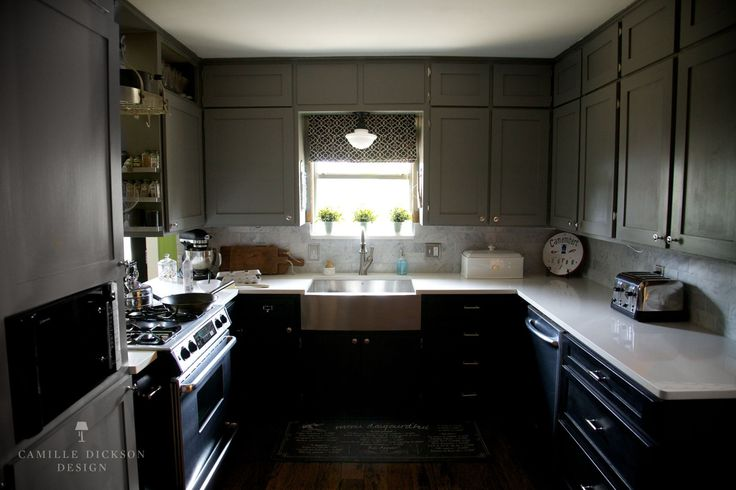 Benjamin moore chelsea gray for the home pinterest for Benjamin moore chelsea gray kitchen