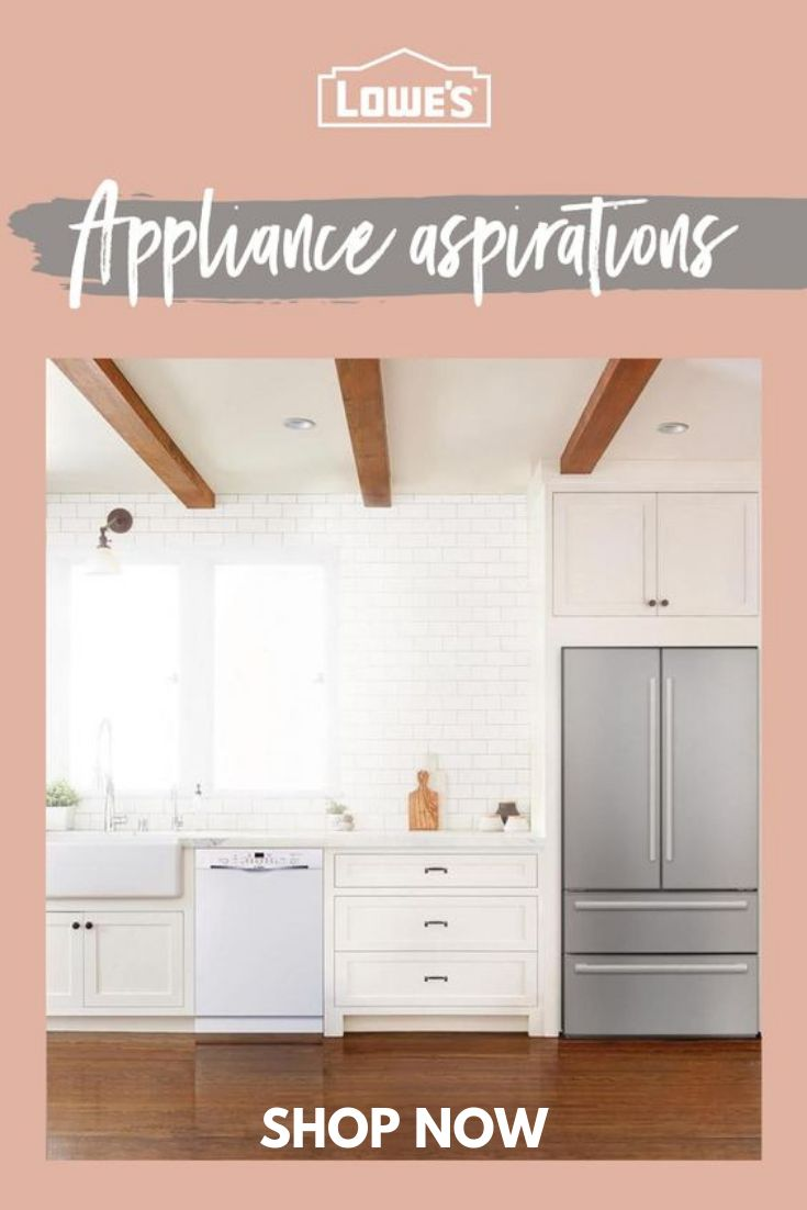 Appliance aspirations? Find what you're looking for at