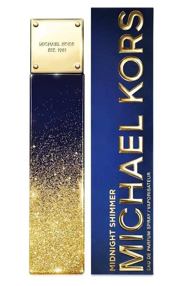 Midnight Shimmer Perfume by Michael Kors 3.4 oz EDP Spray for Women NIB #MichaelKors