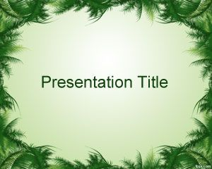 39 best green powerpoint templates images on pinterest patterns free nature powerpoint templates page 7 of 16 toneelgroepblik Gallery