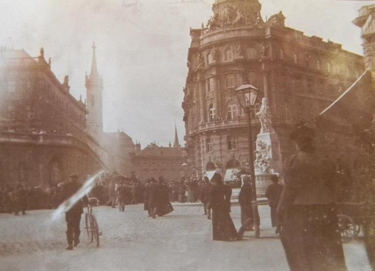 Vienna 1910  (Source Vintage Vienna)