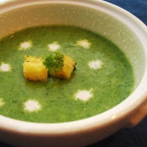 クリスマスに♪小松菜スープで青菜嫌いを克服!と晩ごはん