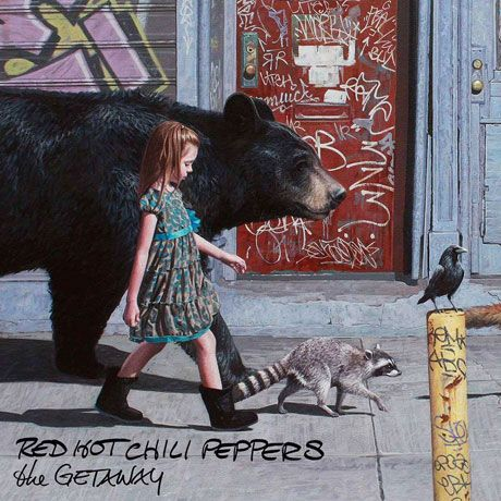 2016. 08. 10. Red Hot Chili Peppers 《The Getaway》