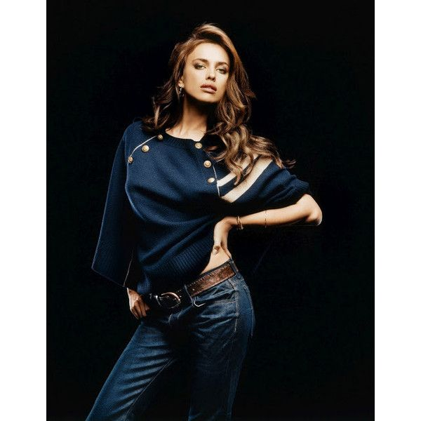 Irina Shayk (Replay Jeans Campaign 2011) HQ Models Inspiration by None, via Polyvore