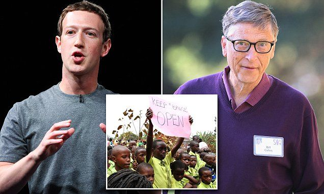 Schools backed by Bill Gates and Mark Zuckerberg told to close