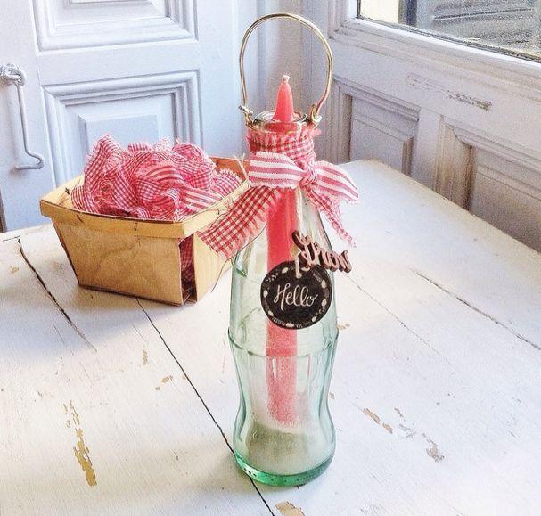Nuestros talleres con Coca Cola y #supermamafeliz - El tarro de ideasEl tarro de ideas