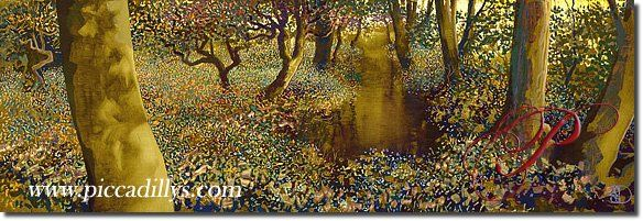 The Old Orchard by Ton Dubbeldam
