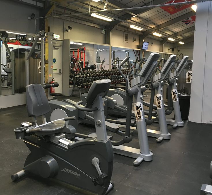 Xtreme Gyms Stratford Upon Avon Cardio Area Thinner Thighs Hiit Workout Gym