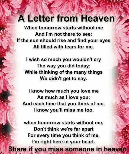 a letter to my husband in heaven letters from heaven sympathy condolences loved ones 28807 | 9138846ac2754f898ad6f62ed90e749a heaven quotes a letter