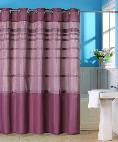 Best Shower Curtains Images On Pinterest Shower Curtains - Purple and gold shower curtain