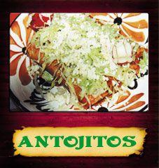 Recetas de Cocina Mexicana de la Abuela, Mole, Pozole, Tacos.