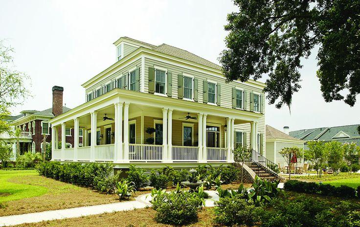 40 best charleston home images on pinterest homes for for Custom builders charleston sc