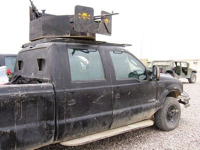anti-zombie vehicle