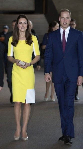 Kate Middleton - The Royal Couple at the Sydney Opera House   16th April 2014