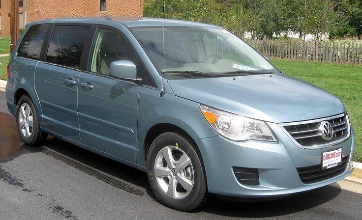 VW Routan 2008